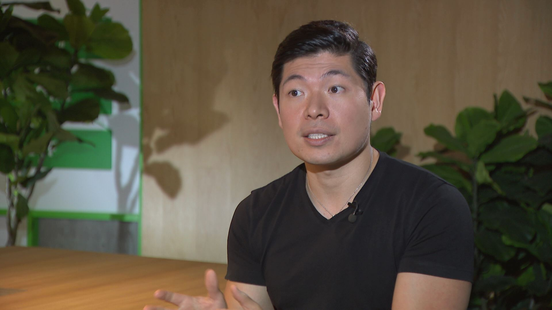 Anthony Tan, Co-founder and CEO, Grab