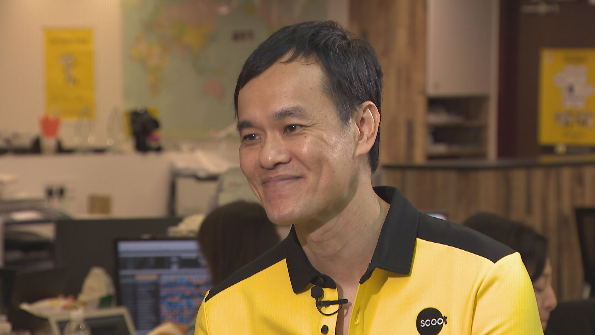 Lee Lik Hsin, CEO, Scoot